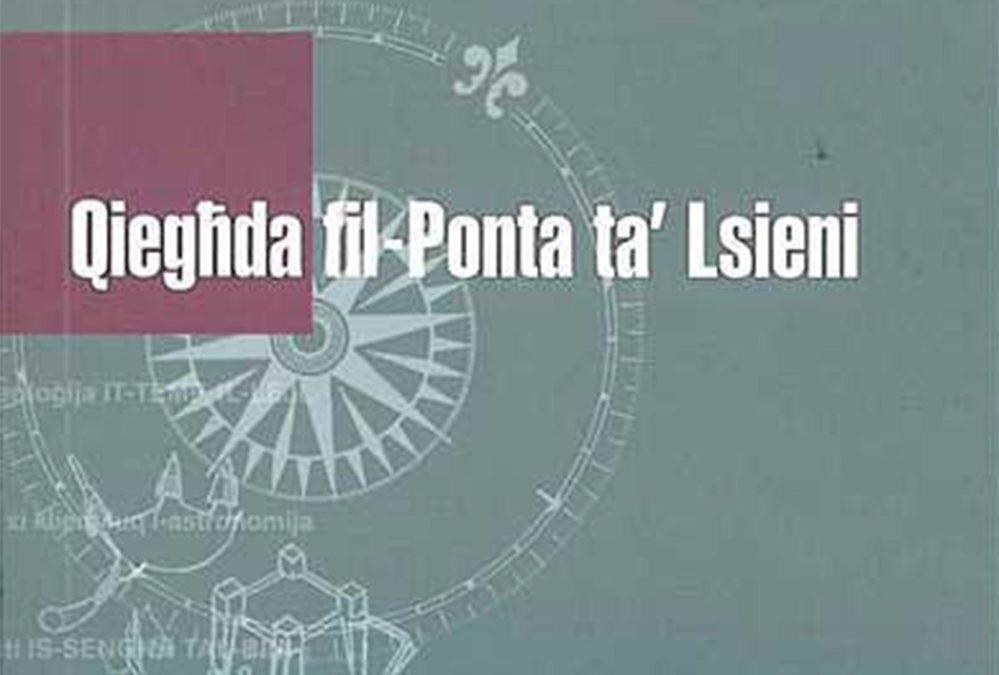 Qiegħda fil-Ponta ta' Lsieni