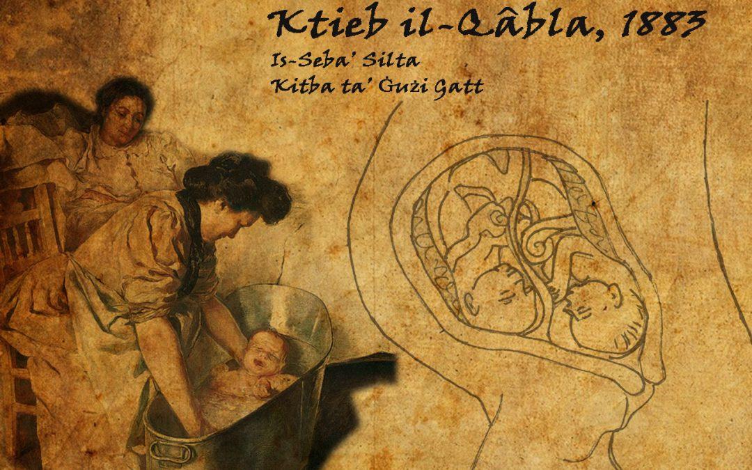 KTIEB IL-QÂBLA 1883 – Is-Seba' Silta
