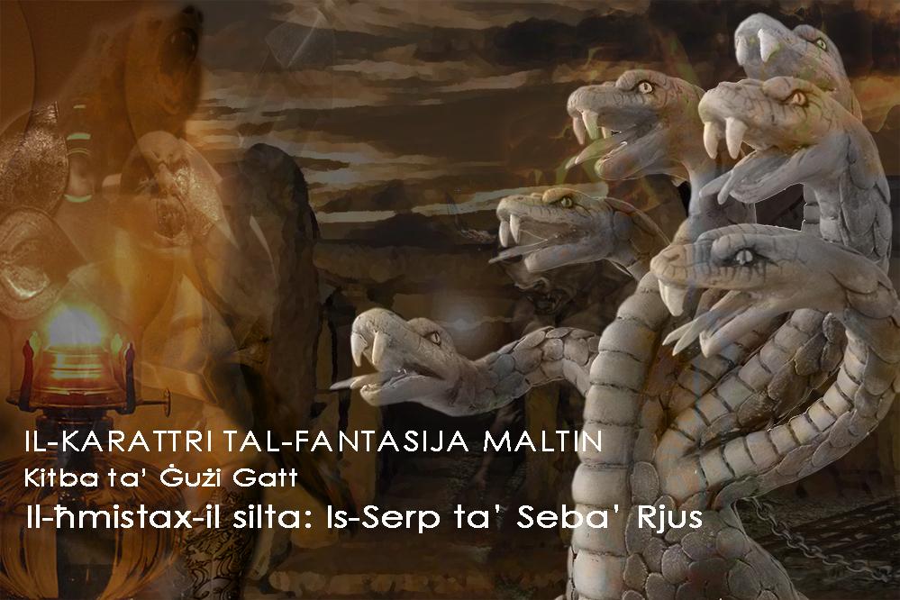 Is-Serp ta' Seba' Rjus